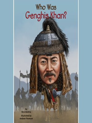 cover image of Who Was Genghis Khan?